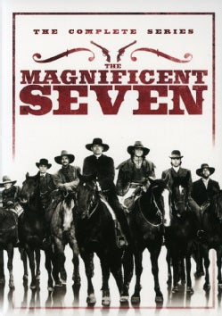 The Magnificent Seven Complete Series Giftset (DVD)