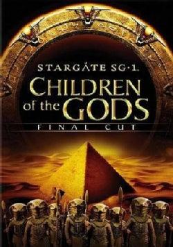 Stargate SG-1: Children Of the God (DVD)