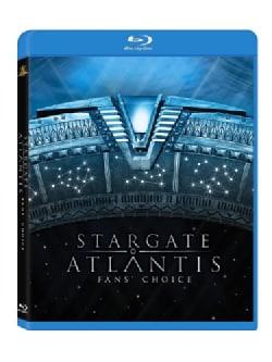 Stargate Atlantis: Fans' Choice (Blu-ray Disc)