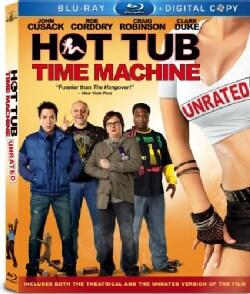Hot Tub Time Machine (Blu-ray Disc)