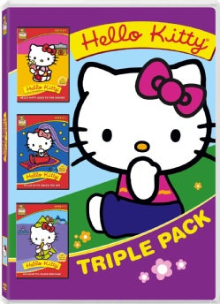 Hello Kitty Triple Pack (DVD)