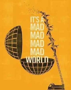 It's A Mad, Mad, Mad, Mad World (Blu-ray Disc)