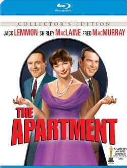 The Apartment (Blu-ray Disc)