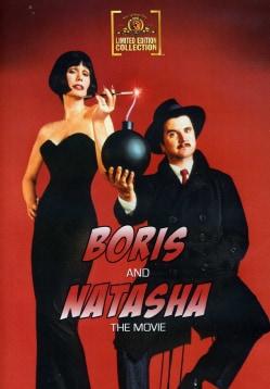 Boris And Natasha (DVD)