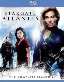 Stargate Atlantis: Season 2 (Blu-ray Disc)