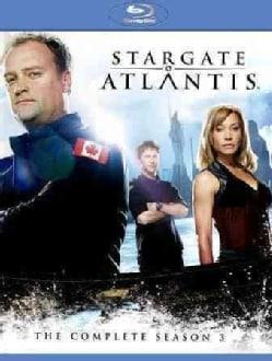 Stargate Atlantis: Season 3 (Blu-ray Disc)