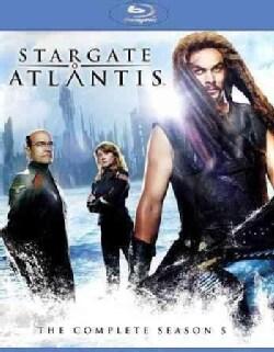 Stargate Atlantis: Season 5 (Blu-ray Disc)