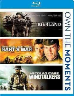 Tigerland/Hart's War/Windtalkers (Blu-ray Disc)