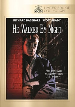 He Walked By Night (DVD)