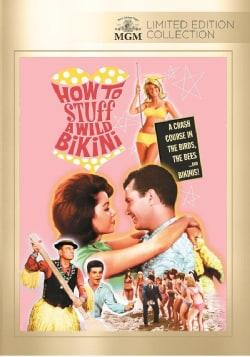 How To Stuff A Wild Bikini (DVD)