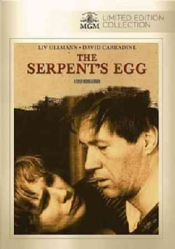 The Serpent's Egg (DVD)