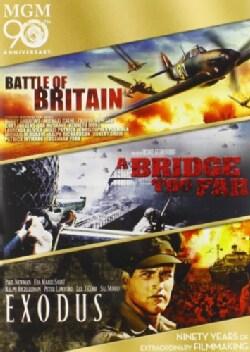 Battle Of Britain/A Bridge Too Far/Exodus (DVD)