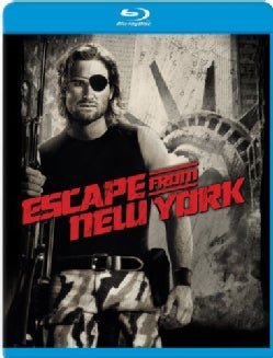 Escape From New York (Blu-ray Disc)