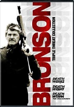 Bronson Triple Threat Collection (DVD)