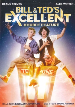 Bill & Ted's Excellent Adventure Double Feature (DVD)