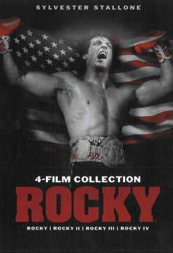 Rocky 4-Film Collection (DVD)