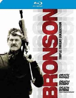 Bronson Triple Threat Collection (Blu-ray Disc)