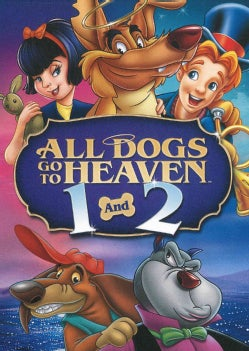 All Dogs Go To Heaven Film Collection (DVD)