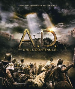 A.D. The Bible Continues (Blu-ray Disc)