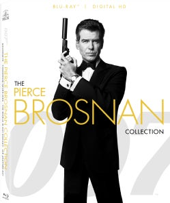 007 The Pierce Brosnan Collection (Blu-ray Disc)