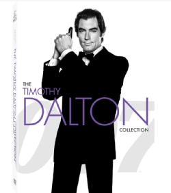 007 The Timothy Dalton Collection (DVD)