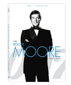 007 The Roger Moore Collection Vol. 2 (DVD)