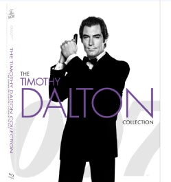 007 The Timothy Dalton Collection (Blu-ray Disc)