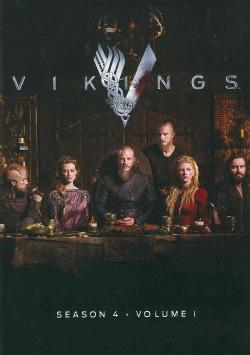 Vikings: Season 4 Vol. 1 (DVD)