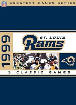 NFL Greatest Games Series: 1999 St. Louis Rams Playoffs (DVD)