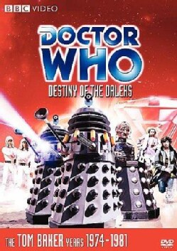 Doctor Who: Ep. 104- Destiny of the Daleks (DVD)
