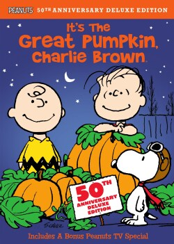 It's the Great Pumpkin, Charlie Brown (DVD)