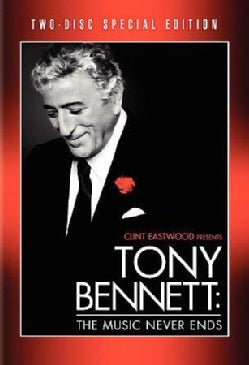 Clint Eastwood Presents Tony Bennett: The Music Never Ends (DVD)