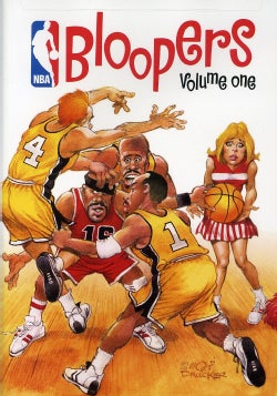 NBA Bloopers Volume 1 (DVD)