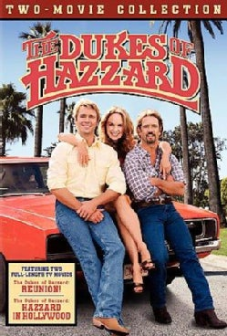 The Dukes of Hazzard TV Double Feature (DVD)