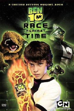 Ben 10 Race Against Time (DVD)