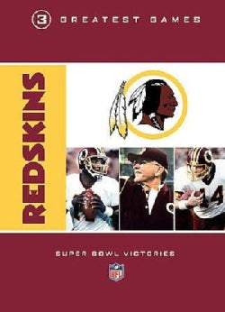 NFL Greatest Games Series: 1982 Washington Redskins (DVD)