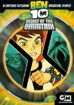 Ben 10: Secret of the Omnitrix (DVD)