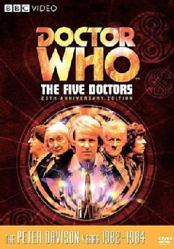 Doctor Who: The Five Doctors: 25th Anniversary Edition (DVD)