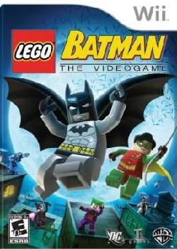 Wii - LEGO Batman: The Videogame