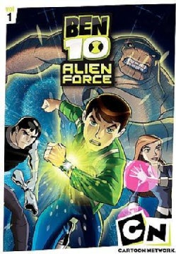 Ben 10 Alien Force: Vol 1 (DVD)