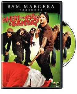 Bam Margera Presents: Where #$&% is Santa? (DVD)