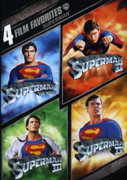 4 Film Favorite: Superman (DVD)