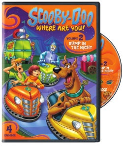 Scooby-Doo, Where Are You?: Season 1 Vol 2 (DVD)