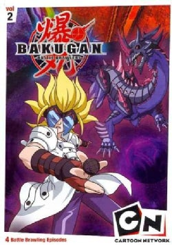 Bakugan Volume 2: Game On (DVD)