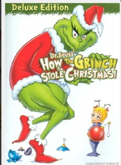 How the Grinch Stole Christmas (Deluxe Edition) (DVD)