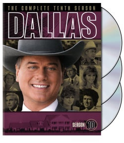 Dallas: The Complete Tenth Season (DVD)