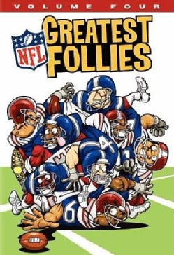 NFL Greatest Follies Volume Four (DVD)