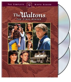 The Waltons: The Complete Ninth Season (DVD)
