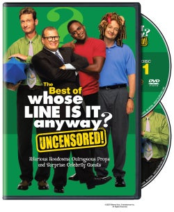 The Best of Whose Line Is It Anyway? (DVD)