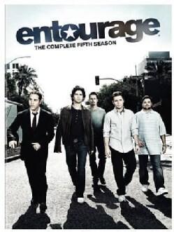 Entourage: The Complete Fifth Season (DVD)